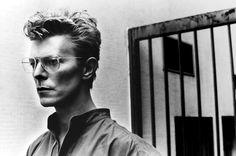 Helmut Newton: David Bowie, 1982
