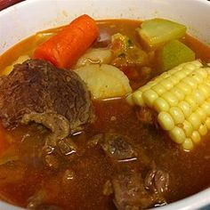 Caldo de Res (Mexican Beef Soup) - Allrecipes.com