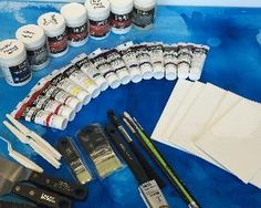 $300 in Acrylic Paints #Giveaway