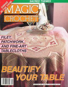 Magic Crochet n° 76 - leila tkd - Picasa Webalbumok
