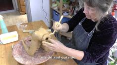 Janneke Bruines - Spannende keramische figuren - Thrilling ceramic figures
