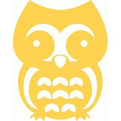 Silhouette Design Store: owl cutout
