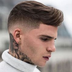 Top 25 Modern Drop Fade Haircut Styles For Guys Hairstyles For Teenage Guys, Boy Haircuts Short, Teen Boy Haircuts, Haircuts For Men, Haircut Men, Drop Fade Haircut, Fade Haircut Styles, Haircut Styles For Boys, Combover Hairstyles
