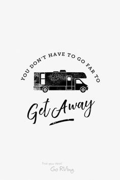 Freedom, the open road, and the comforts of home. Discover all the reasons to fall in love with RVing when you Find Your AWAY.