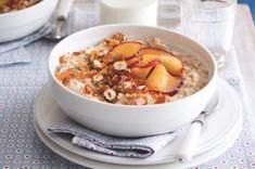 10 luxusních snídaní s ovesnými vločkami Smoothies, Oatmeal, Brunch, Soup, Menu, Healthy, Recipes, Breakfast Ideas, Pray