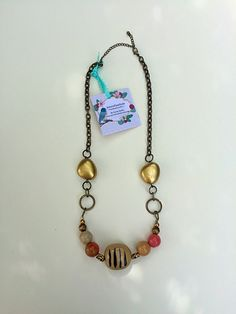 Statement necklace by KerenFleaStyle