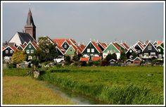 Marken, Netherlands.