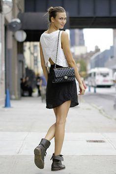 Street look - comfy