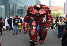 Hulkbuster cosplay