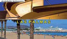 Jyväskylästä Las Palmasiin