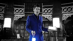 Tennant (Silence in the Library/Forest of the Dead? I Am The Doctor, Doctor Who 10, 10th Doctor, Geronimo, Time Lords, David Tennant, Dr Who, Superwholock, Tardis