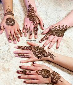 Mehndi Inspo for brides friends Full Hand Mehndi, Back Hand Mehndi Designs, Bridal Henna Designs, Simple Mehndi Designs, Henna Mehndi, Mehendi, Arabic Henna, Palm Mehndi Design, Mehedi Design