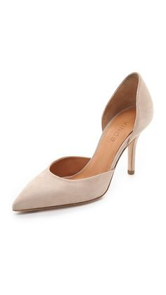 Celeste d'Orsay Pumps by Vince, from Shopbop, $350