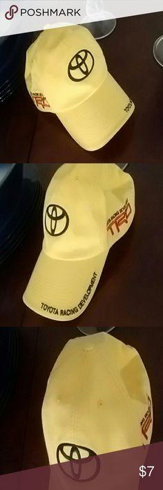 Toyota Racing Development Cap  (NWOT) 100% cotton. New. Never worn. Accessories Hats