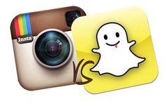 Snapchat v Instagram? It misses the point, like iPhone v Android; PC v Mac, telegraph v Pony Express — read at http://www.newsplexer.com/snapchat-v-instagram-it-misses-the-point-like-iphone-v-android-pc-v-mac-telegraph-v-pony-express/