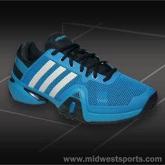 brand new f1bd5 6a8c3 adidas Barricade 8 Mens Tennis Shoe