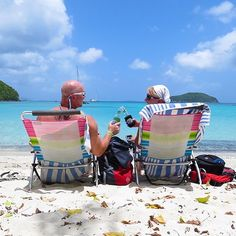 This is how you do Maho Bay on St. John! #beaches #caribbean #stjohn #stj #usvi #travel