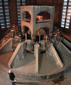 Magnificent, huge, and naturally, very loud, these remarkable record-breaking bells are the highest and heaviest peal of bells in the world!... Liverpool Cathedral, England