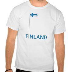 Finland and Finnish flag  #finland #tpaita #suomi #lippu #flag #shirt
