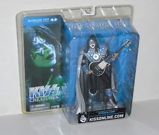 KISS ACE FREHLEY SEALED CREATURES OF THE NIGHT ACTION FIGURE   --------