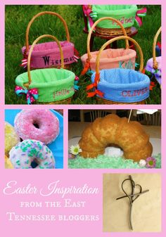 Easter Inspiration from the East Tennessee bloggers
