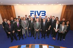 FIVB - Structure
