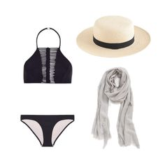 A bathing suit or two or three.ok four are a must pack when visiting the islands. A hat is essential to block the suns strong rays and a small cover up is ideal when walking to a beach taverna! Greece Outfit, Greek Fashion, Travel Outfit Summer, Summer Outfits, Italy Outfits, Travel Clothes Women, What To Pack, Travel Light, Summer Essentials