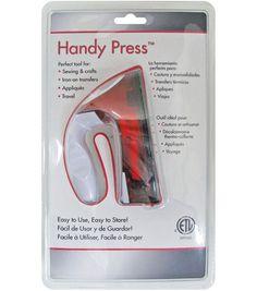 Handy Press Mini Iron at Joann.com