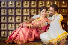 I feel like we should break a coconut or something, we have our first ever real wedding from Chennai folks and its shot by the extremely talented Amar Ramesh photography. With a bride who clearly p...