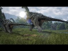 Primal Carnage: Genesis - Reveal Trailer GDC 2013 - PC / PlayStation 4 Primal Carnage, Dinosaurs, Playstation, Lion Sculpture, Statue, World, Youtube, The World, Youtubers