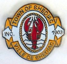 Town of Shediac New Brunswick, Canada - Lobster Capital of the world.