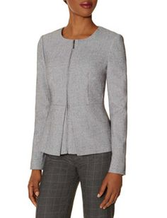 My brand new Olivia Pope jacket, courtesy of The Limited's Scandal line!