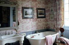 Interieurs - #salledebains #chateaudeballeroy