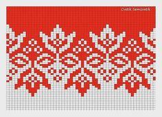 "111 Beğenme, 0 Yorum - Instagram'da NiL '🌛 (@kana_kanavice): ""#kanakanaviçe #kanaviçe #çarpıişi #crossstitch #xstitch #eabralabrah #embroidery #puntodecruz…"" Fair Isle Knitting Patterns, Fair Isle Pattern, Knitting Charts, Knitting Stitches, Sock Knitting, Vintage Knitting, Free Knitting, Tejido Fair Isle, Knit Patterns"