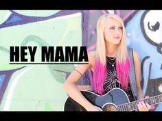 Hey Mama - David Guetta feat. Nicki Minaj, Bebe Rexha & Afrojack (Acoustic Cover by Alexi Blue) . - http://www.justsong.eu/hey-mama-david-guetta-feat-nicki-minaj-bebe-rexha-afrojack-acoustic-cover-by-alexi-blue/