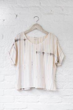 12BL52 - Blusa Estampada