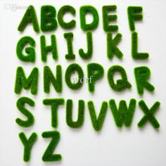 Wholesale cheap artificial plant online, brand - Find best wholesale-free shipping 10pcs/lot creative artificial plant moss english letters home garden decorations bonsai art diy craft at discount prices from Chinese decorative flowers & wreaths supplier - griffith on DHgate.com.