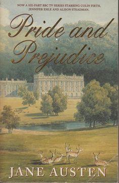 Pride and Prejudice by Jane Austen, Hodder and Stoughton, London, paperback, 1995