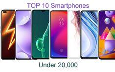 भरत म 20000 तक आन वल Best Smartphones Top 10 Smartphones, Latest Cell Phones, Best Phone, Problem Solving, How To Get, Latest Mobile Phones