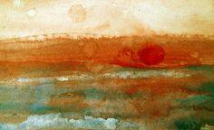 Saatchi Online Artist: Valerie Anne Kelly; Acrylic, 2012, Painting Numinous