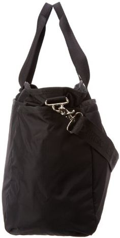 Lesportsac Ryan Baby Diaper Bag (Black) - Click image twice for more info - See a larger selection of diaper bags at http://zbabyproducts.com/product-category/diaper-bags/ - baby, infant, nursery, child, kids, baby outdoor, toddler, baby products, baby gift ideas.