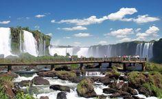 Parque Nacional do Iguaçu, Paraná.