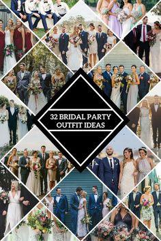 Bridal Party Outfit Ideas