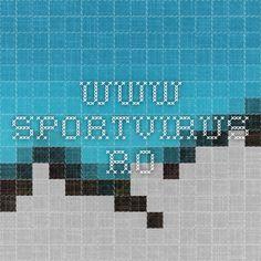 www.sportvirus.ro In Natura, Company Logo, Camping, Magazine, Logos, Outdoor, Campsite, Outdoors, Logo