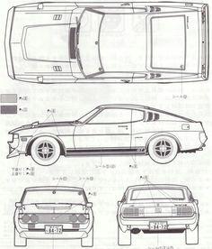 Celica 1977 RA28