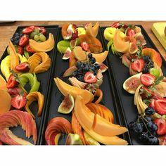 Fruit Plate @ Hotel Bel Air