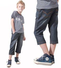 Capri Pants For Boys