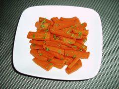Meatless Mediterranean: Honey Roasted Carrots