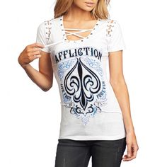ALCHEMY S/S SCOOP NECK - Short Sleeve Tees - Tops - Womens