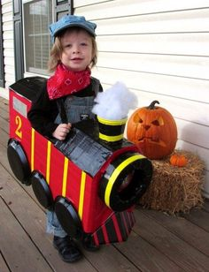 Train Engineer Halloween Costume